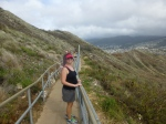 Trail to Diamond Head