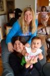 Quincy, Mom, Cousin, & Aunt