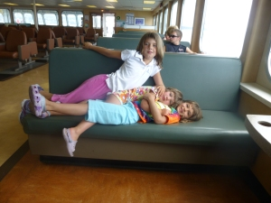 Ferry to Whidbey