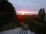 Sunset in Edmonds