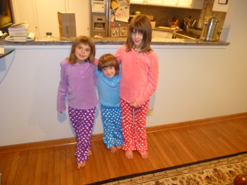 The Pajama Girls
