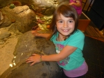 Gia at the Science Center
