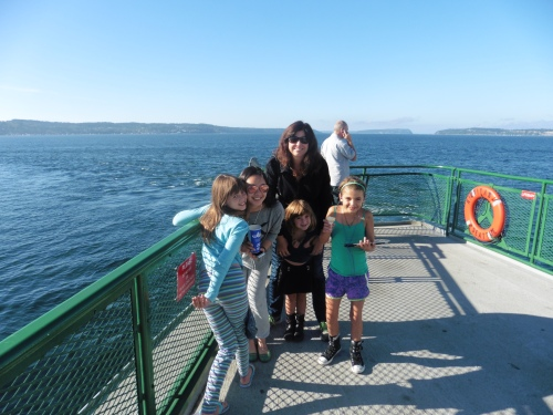 Going to Whidbey Island