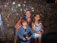 Gum Wall at Pike Place