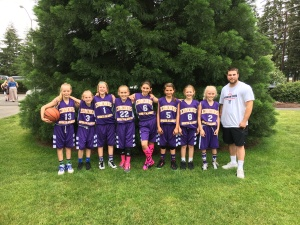 ESA 4th Grade Tigers