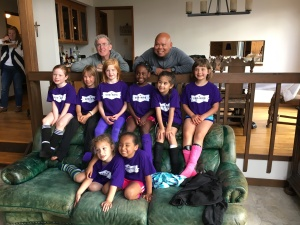 Kaya and the Purple Panthers